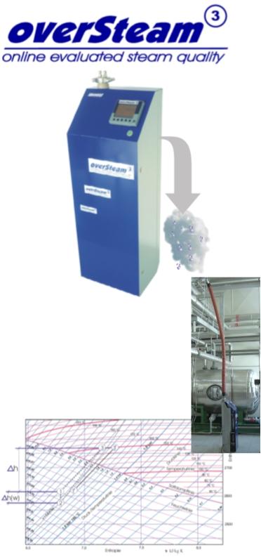 Dampfmessgerät